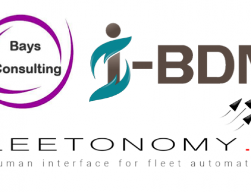 I-BDM and Bays Consulting support Fleetonomy – winners of the MOD Last Mile Challenge.